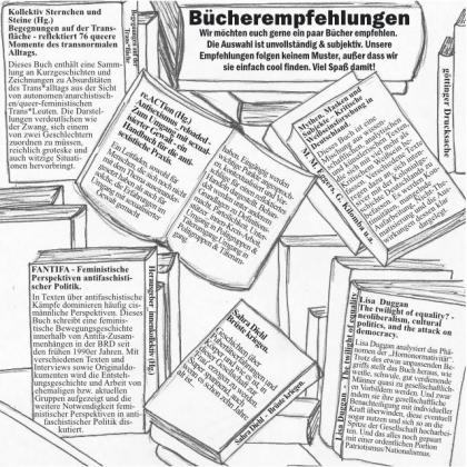 Bücherempfehlungen S1